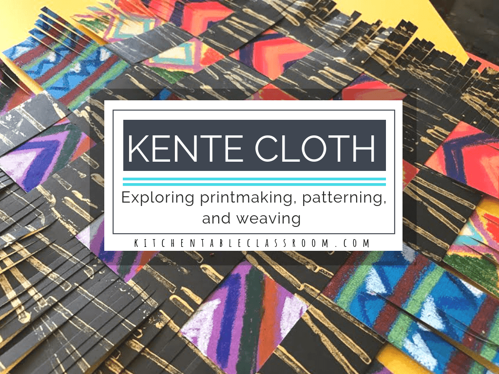 African Crafts For Kids Exploring Kente Cloth Meaning