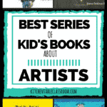 Finding quality books about artists written directly to and for kids is the perfect introduction to an art history education.