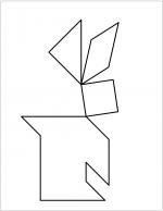 Tangram-Bunny