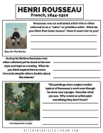 rousseau printable 1.5 PNG