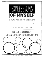 self expression book page 1