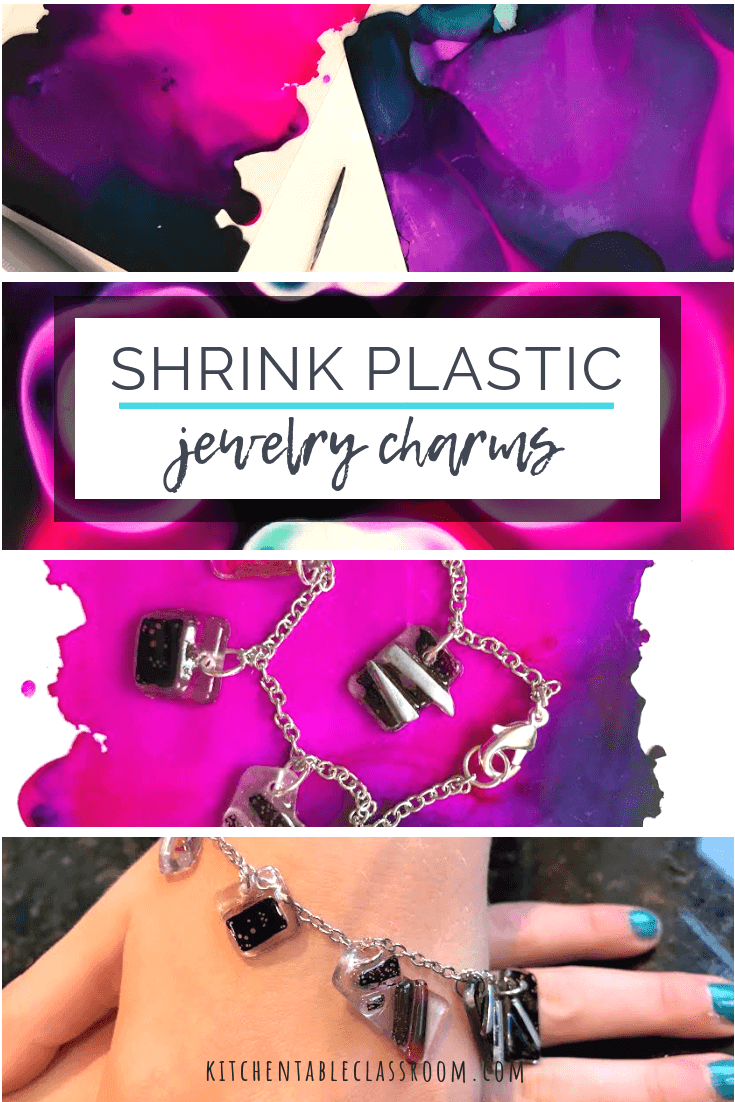Shrink Plastic Sheets Shrink Art Shrinky Dink Jewelry