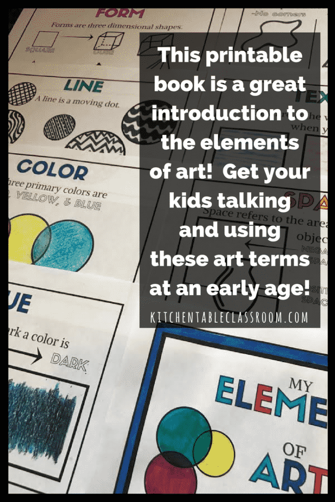 7 Elements Of Art And Their Definitions : Complete collection of elements art resources the