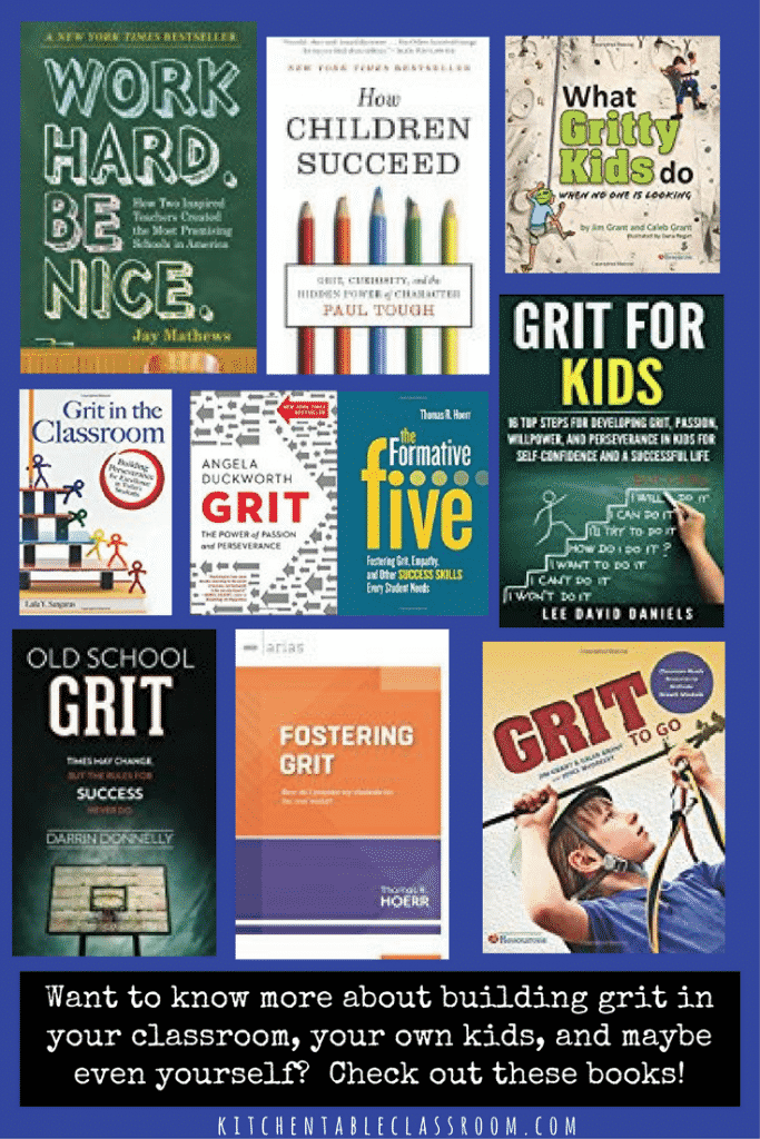 "What is this new buzzword ""grit"" anyways? It sounds unpleasant, right? It's not. Check out these pretty quotes about grit and how to inspire it in your kids"
