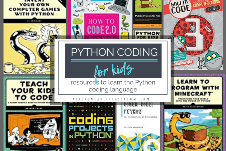 python coding Archives - The Kitchen Table Classroom