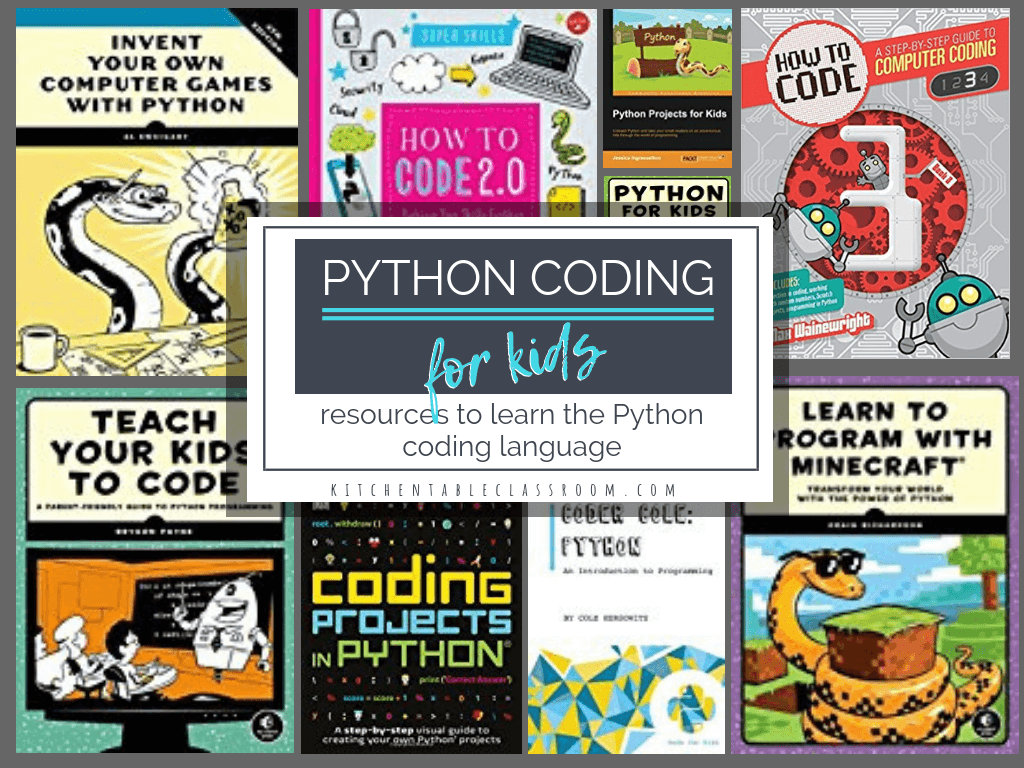 Python Programming for Kids- Best Coding Books to Teach - The ...
