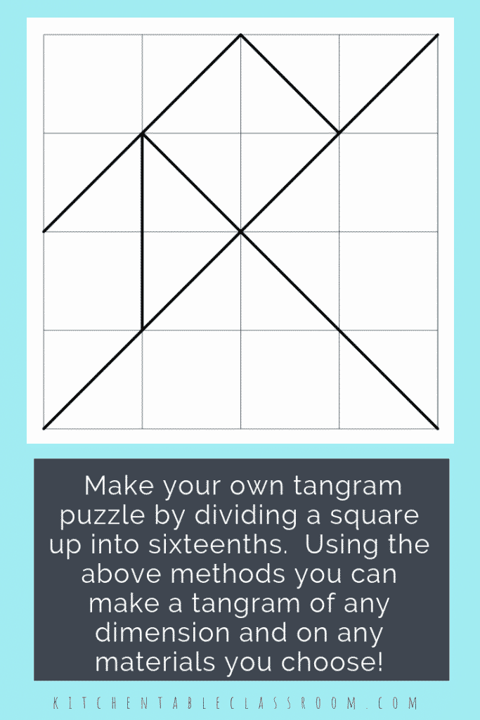 photo about Printable Tangram Puzzle Outlines called Printable Tangrams - An Uncomplicated Do it yourself Tangram Template - The
