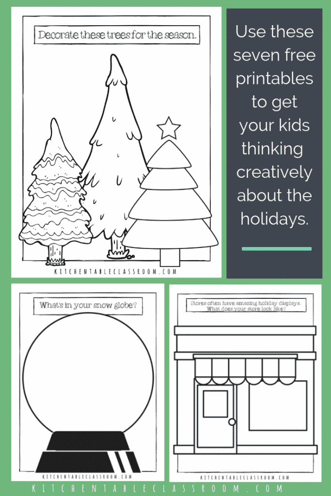 use these christmas coloring sheets to get your kids in the holiday spirit get creative