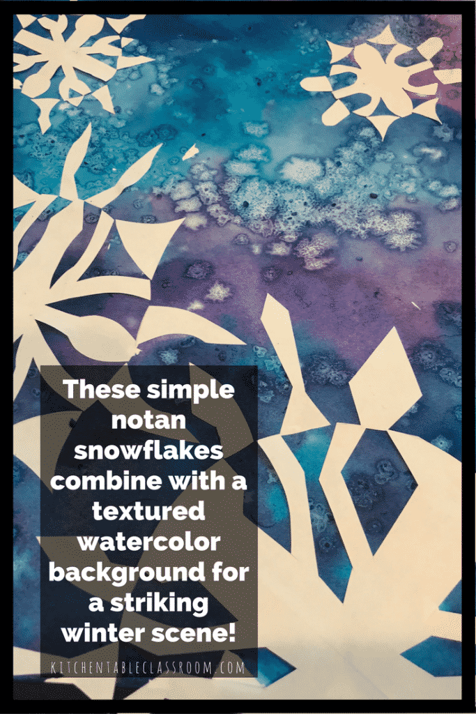 Christmas is over but here in the Midwest we still have a lot of winter left. A lot. Rather than grumble about the cold temps and slushy roads let's celebrate winter by making snowflake art. Check out these five different ways and different materials to make some brilliant snowflakes of your own!