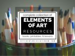 ELEMENTS OF ART facebook