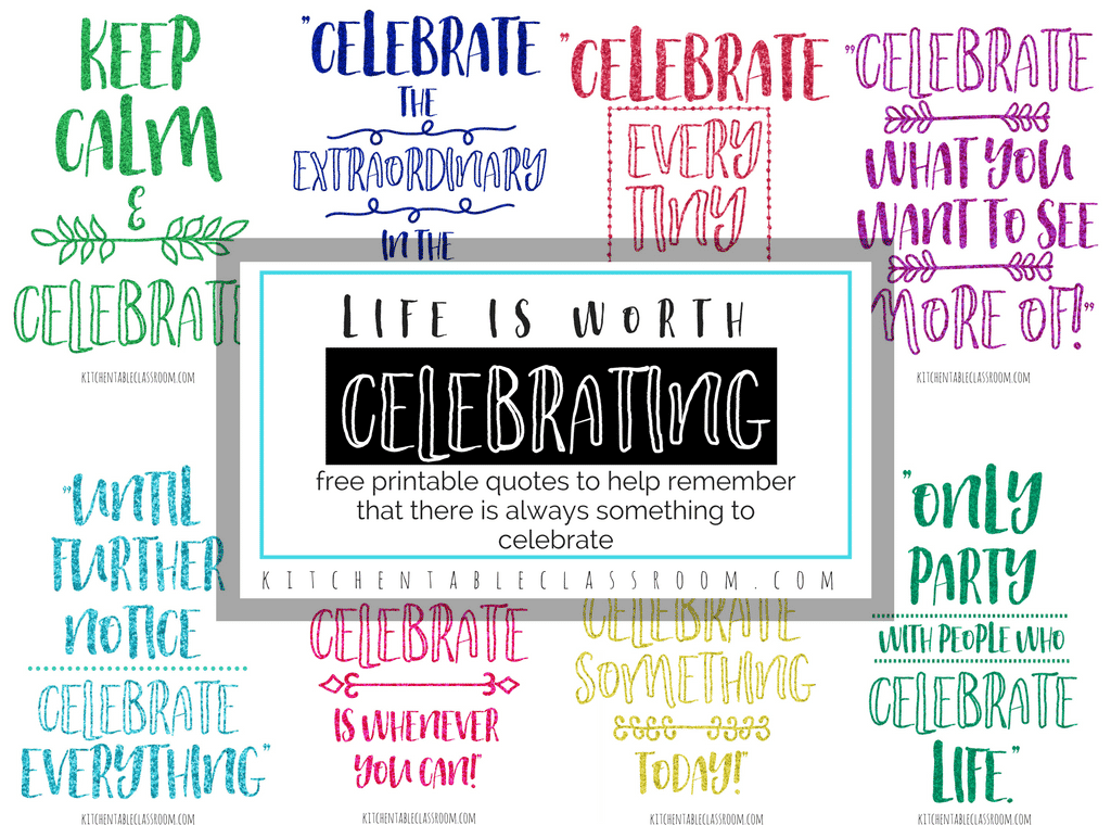 celebration quotes featured image
