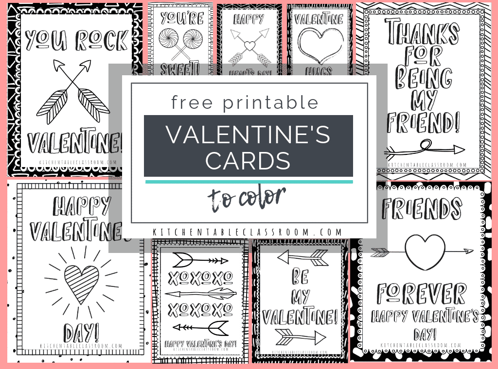 This is a graphic of Divine Printable Teacher Valentine Cards Free
