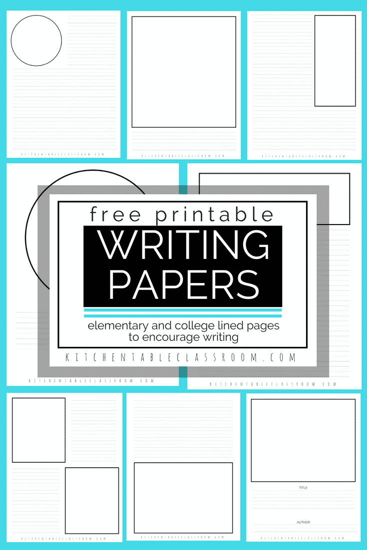 themed writing paper elementary Dltk's custom writing paper looking for a way to create themed writing paper the next few steps will allow you to choose a theme for the top and bottom borders of your paper as well as choose a custom image to dress it up.