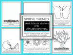 spring sketchbook feature image tiny