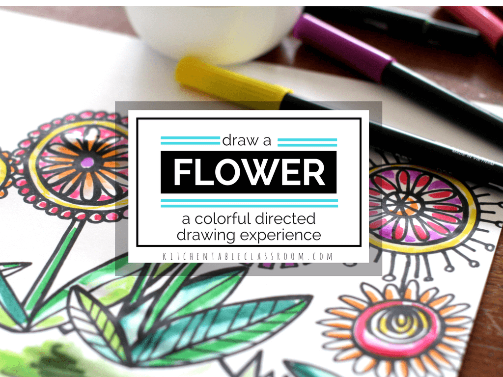 Doodle Draw Art Flower - Flowers Healthy