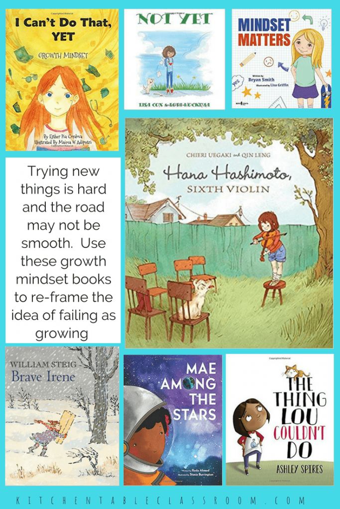 These growth mindset books for kids are some of the newest. These books are easy ways to encourage your kids to keep on trying when things get tough.