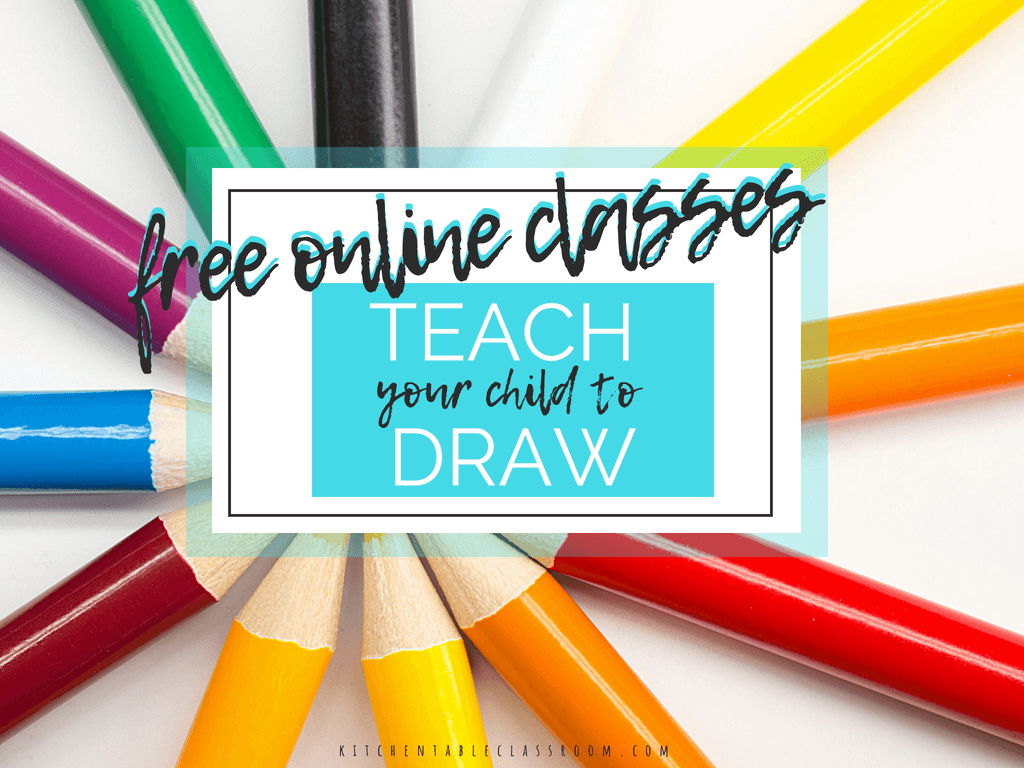 Learn to Draw Online- Free Online Drawing Websites - The ...