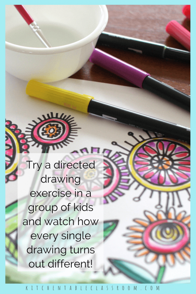 These drawing ideas for kids will teach techniques, concepts, & give your kiddo a chance to get some practice drawing. Drawing is a skill you CAN learn!