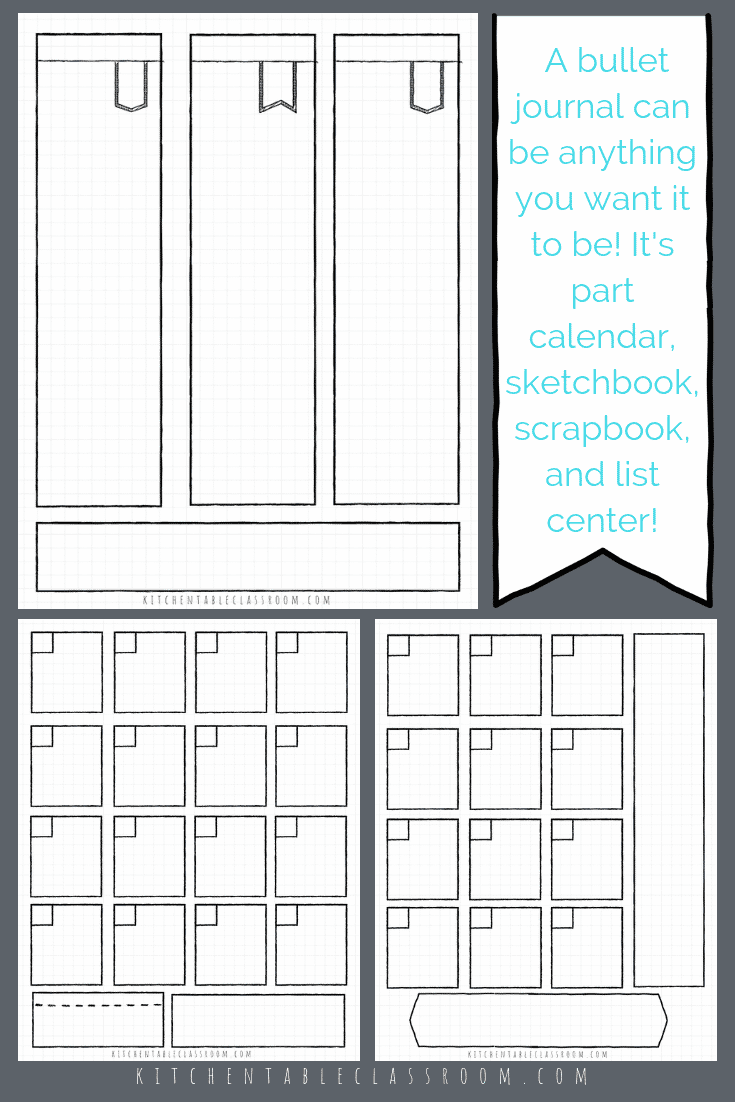 photograph relating to Printable Bullet Journal Pages named bullet magazine printables bullet magazine template bullet
