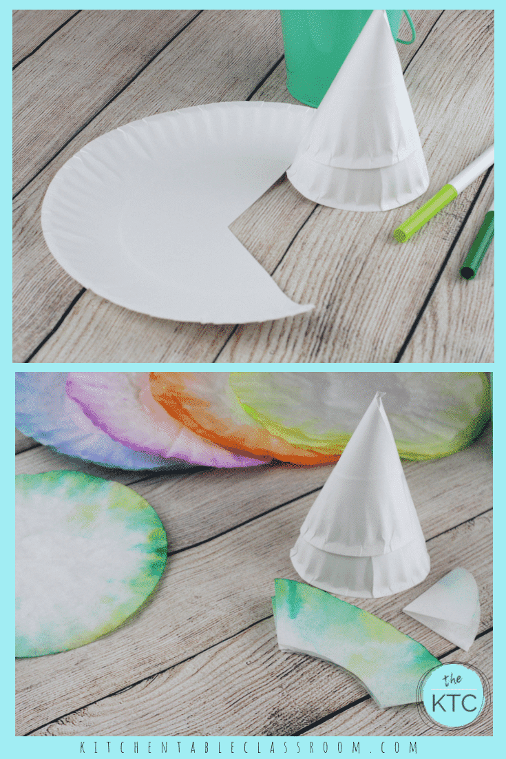 coffee filter tree paper christmas tree paper christmas crafts 2