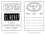 new years journal 2019 page 1