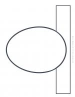 eater egg template outline 1