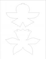 easter egg holder shapes 1