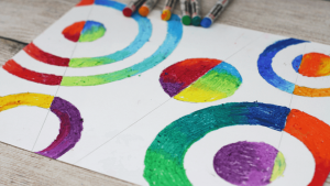 Use color like Delaunay