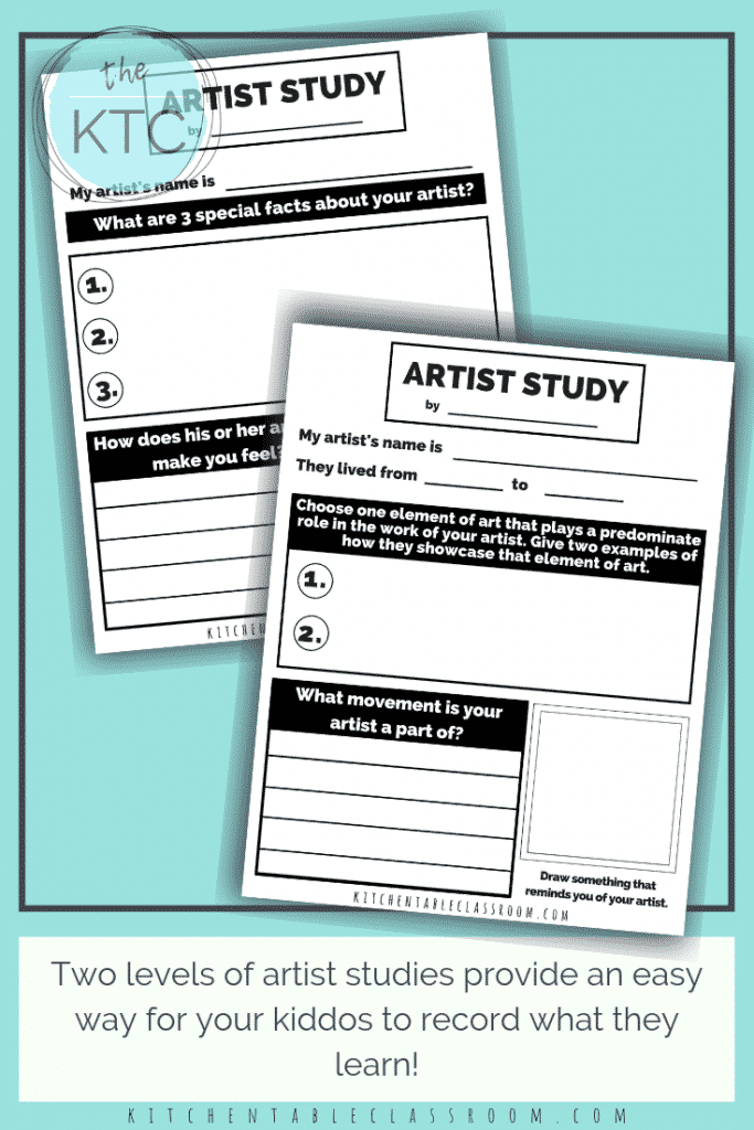 picture about Art History Timeline Printable identify Education Artwork Heritage throughout Childrens Literature with Absolutely free