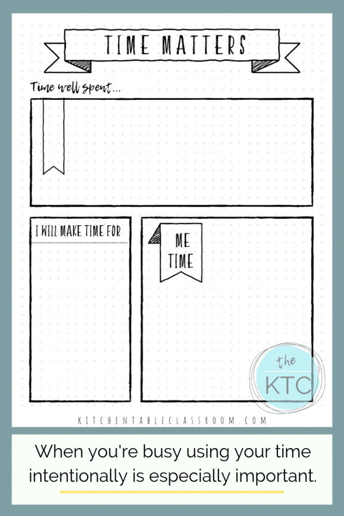 Reflections on Education- Free Bullet Journal Templates for