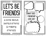 how to be a good friend for kids page 1