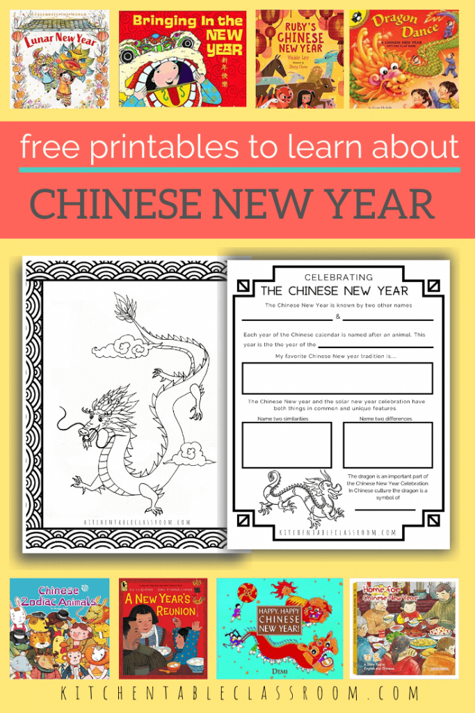 Chinese New Year resources for kids