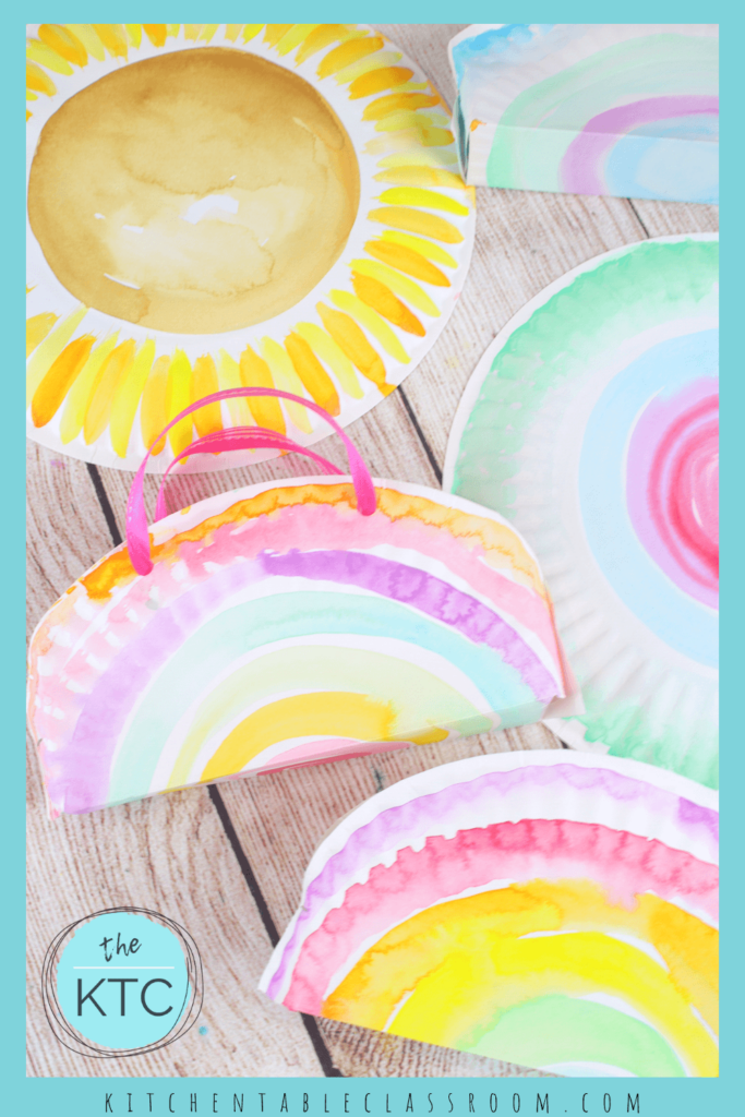 Make a paper plate purse with this fun and easy paper plate craft.