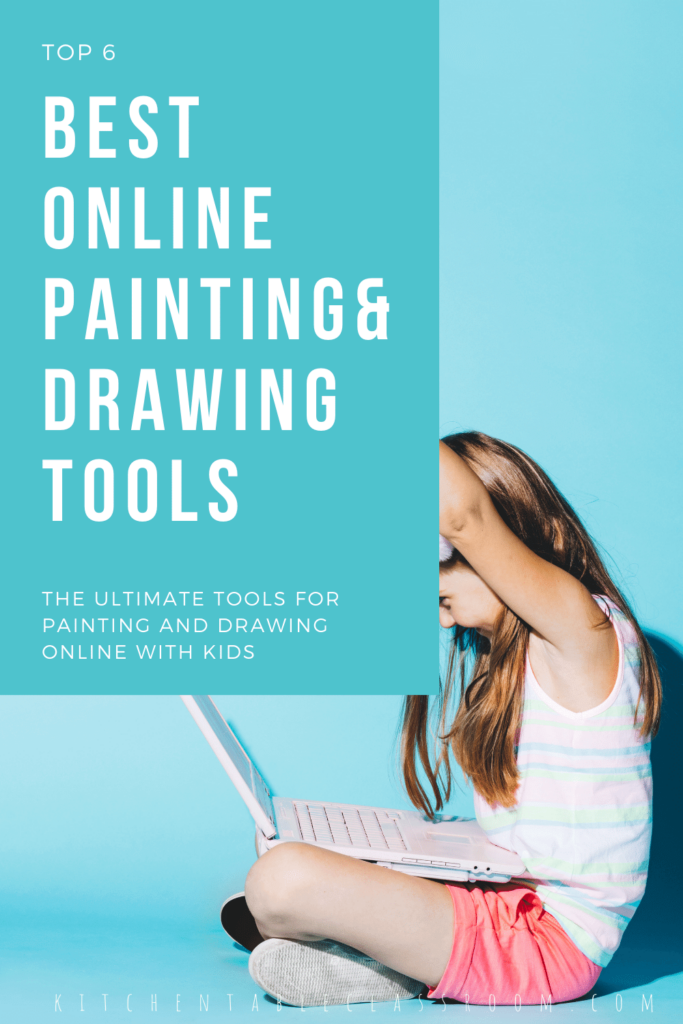 Best online painting tools and online drawing tools for kids