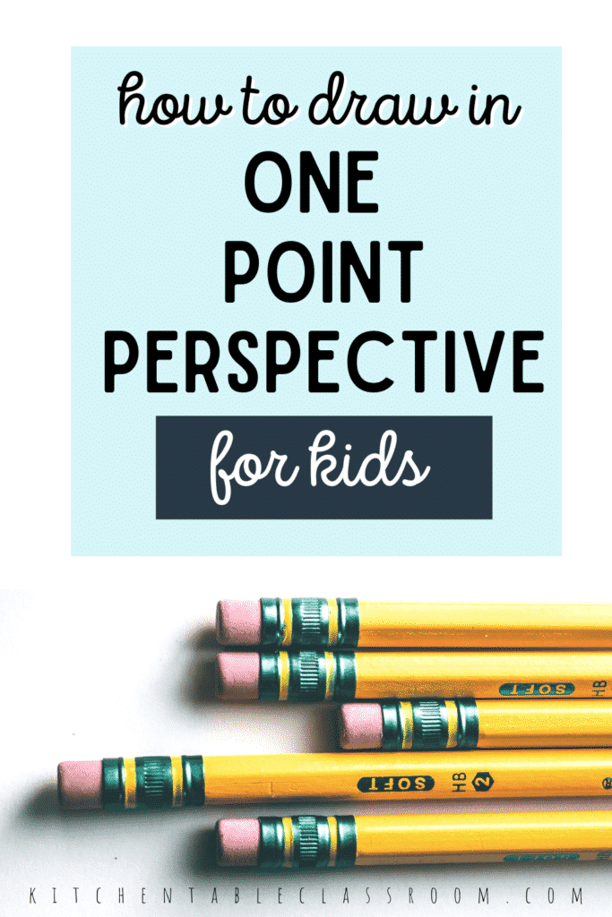 Learn how to draw in 1 point perspective through video drawing lessons and a collection of printable perspective resources.