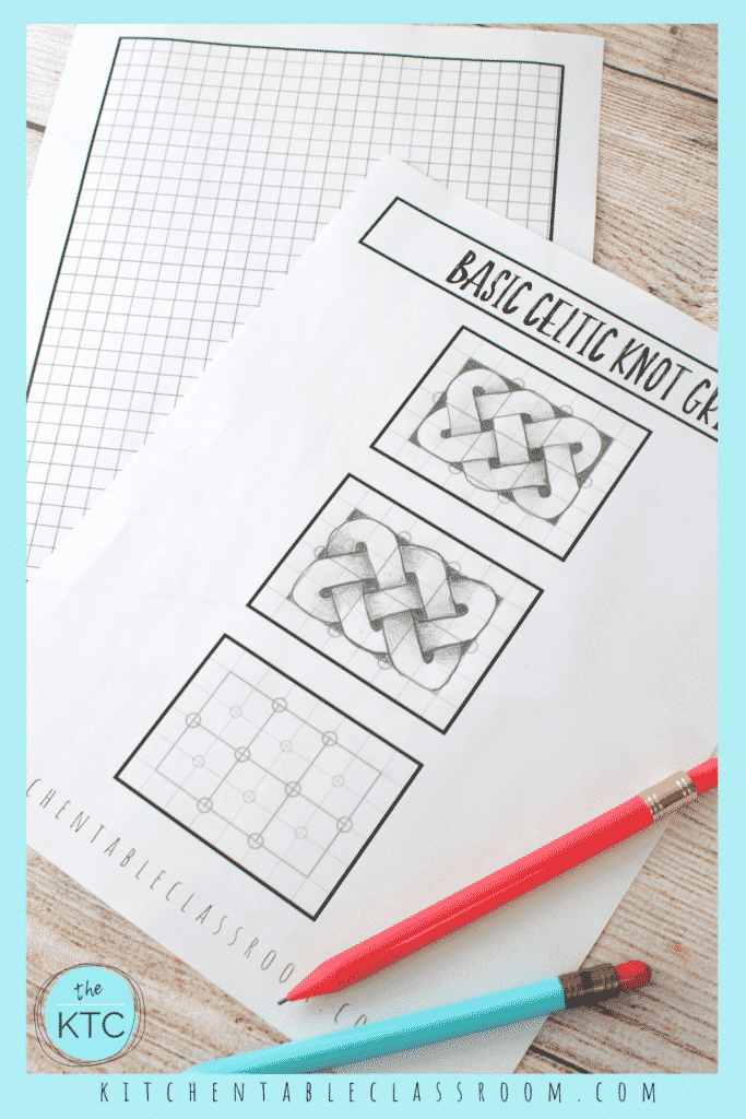 Learn how to draw a basic Celtic knot with this step by step lesson.