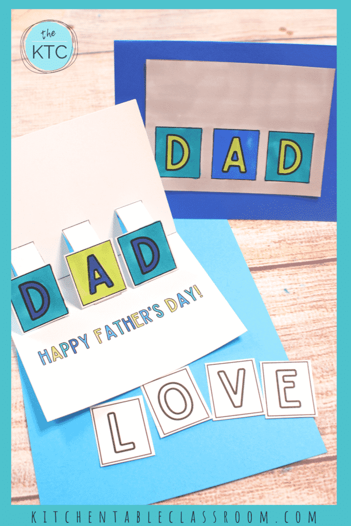 free printable cards for Father's day